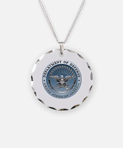 Funny Government Necklace