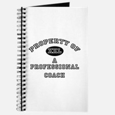 Property of a Professional Coach Journal