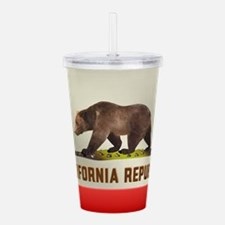 californiabf.png Acrylic Double-wall Tumbler