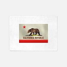 californiabf.png 5'x7'Area Rug
