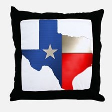 state_texas.png Throw Pillow