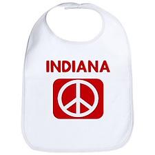 INDIANA for peace Bib