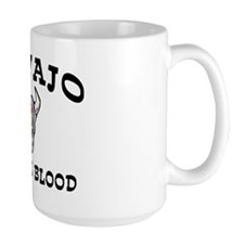 Navajo Native Blood Mug