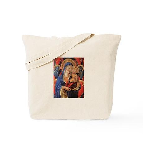 Madonna & Child Tote Bag