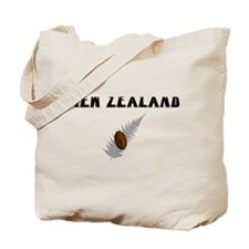 New Zealand Rugby Tote Bag