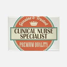 Vintage nurse Rectangle Magnet (10 pack)