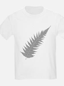 Silver Fern Aotearoa T-Shirt