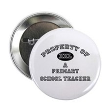 Property of a Primary School Teacher Button
