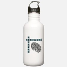 FORENSIC GODDESS Water Bottle