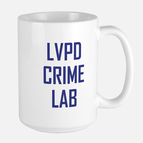 CRIME LAB Mugs