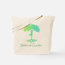 Shekinah Garden Tree Of Life Tote Bag
