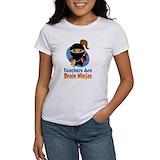 Teachers are ninjas Women's T-Shirt