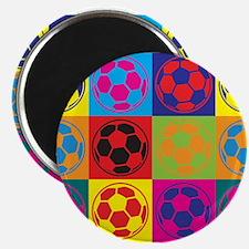 Unique Team usa soccer Magnet