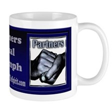 Partners-Triumph of the Spirit Mug