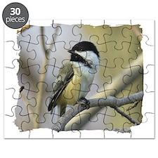 Funny Chickadee Puzzle
