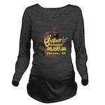 Bigfoot Discovery Museum Logo - Felton Long Sleeve
