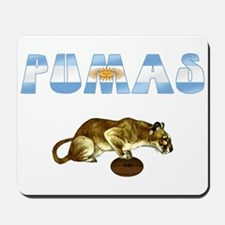 Pumas Rugby Argentina Mousepad