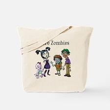 Moore Zombies Tote Bag