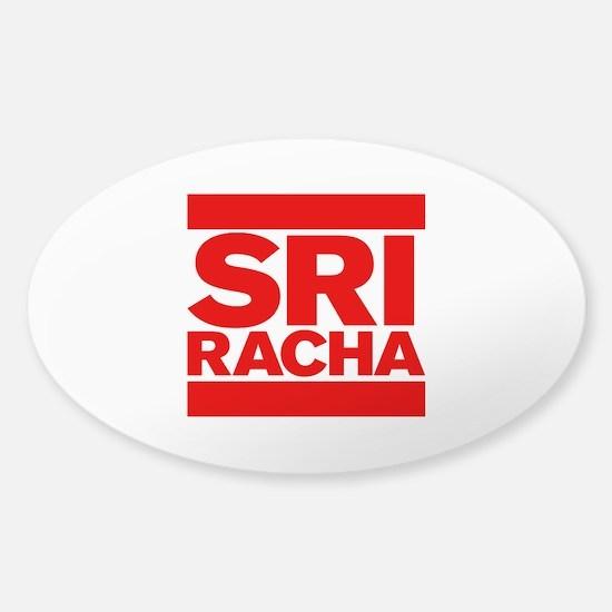 SRIRACHA Decal