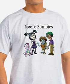 Moore Zombies T-Shirt