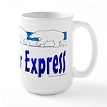 Polar Bears Large Mug