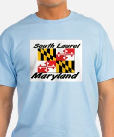 South Laurel Maryland T-Shirt