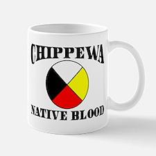 Chippewa Native Blood Mug