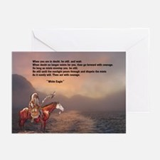 Lakota Instructions Greeting Cards (Pk of 10)