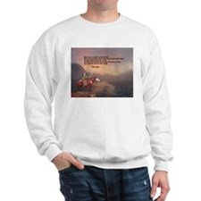 Go Forward With Courage Sweatshirt