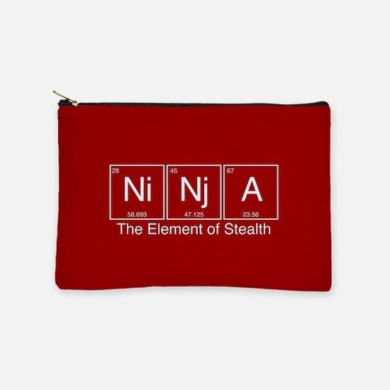 Ninja The Element of Stealth Makeup Bag