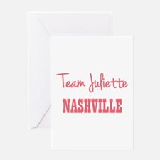 TEAM JULIETTE Greeting Cards