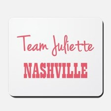 TEAM JULIETTE Mousepad