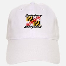 Salisbury Maryland Baseball Baseball Cap