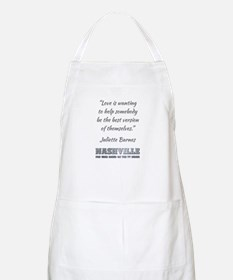LOVE IS... Light Apron