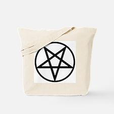 Pentagram Tote Bag