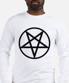 Pentagram Long Sleeve T-Shirt