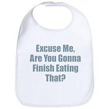 Finish Eating That Bib