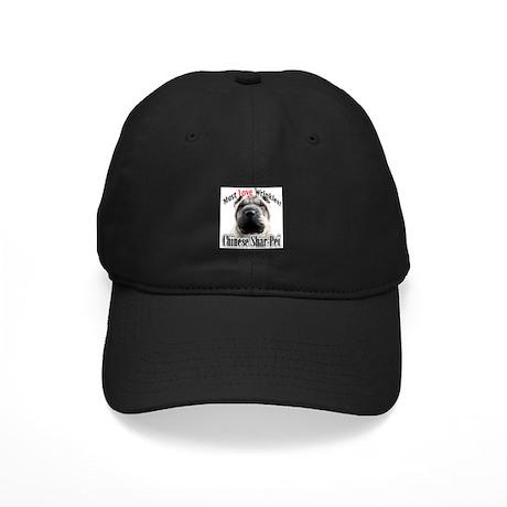 Shar MustLove Black Cap