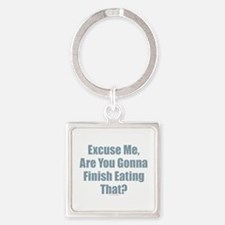 Finish Eating That Keychains