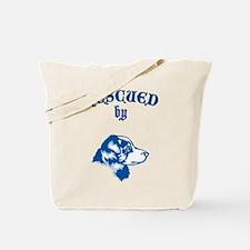Miniature Australian Shepherd Tote Bag