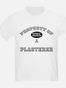 Property of a Plasterer T-Shirt