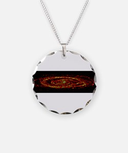 Andromeda Galaxy Necklace