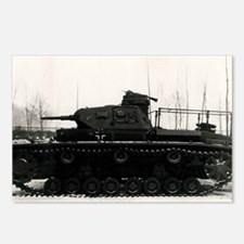 Panzer IV 1942 Postcards (Package of 8)