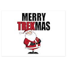Merry TREKmas Invitations