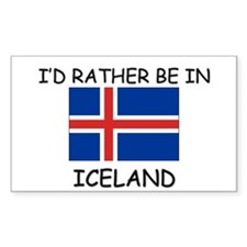 Cute Icelandic Decal