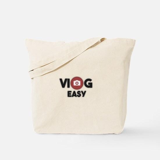 Cute Vlog Tote Bag