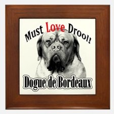 Dogue MustLove Framed Tile