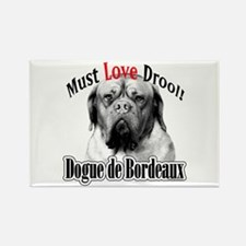 Dogue MustLove Rectangle Magnet