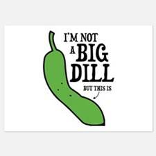 Big Dill Invitations