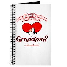 TOO YOUNG GRANDMA Journal